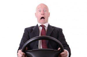 driving shock