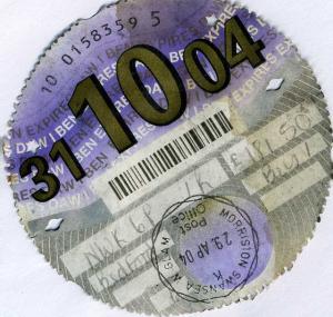Tax Disk