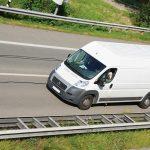 Courier Insurance Van