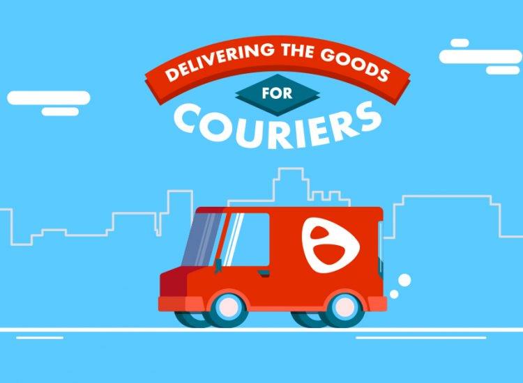 Courier Van