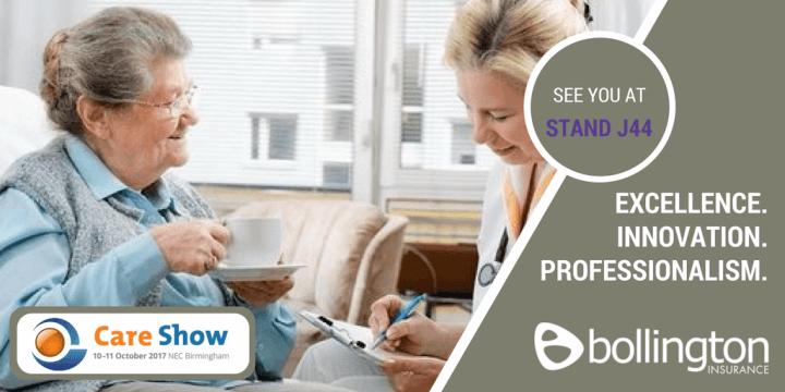 Care Show Bollington Insurance