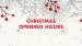 Christmas Heading Banner