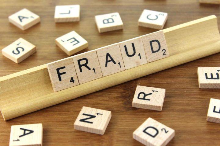 Fraud Word in Scrabble