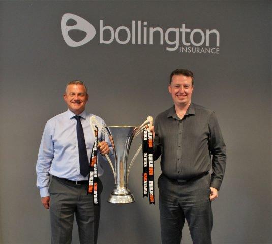 Bollington Insurance Macclesfield Town National League Trophy