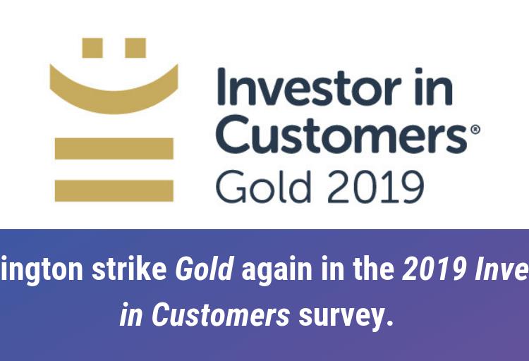 IIC Gold Award 2019