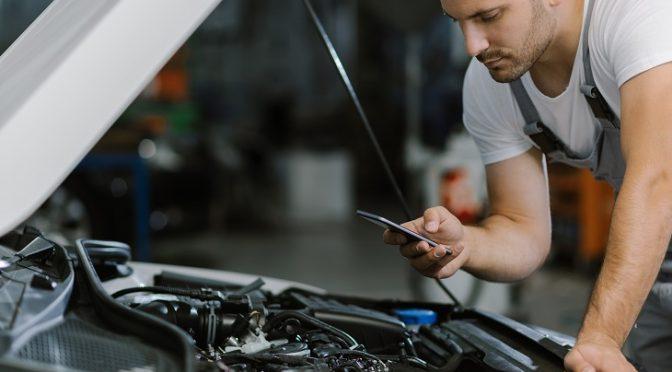 mechanic motor trader